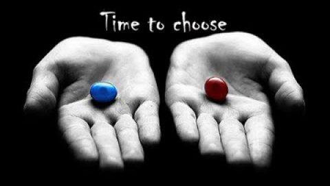 Time to choose ok